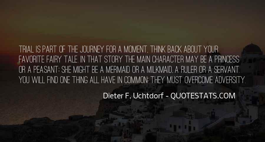 About The Journey Quotes #458796