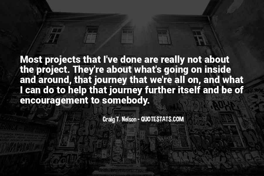 About The Journey Quotes #66518