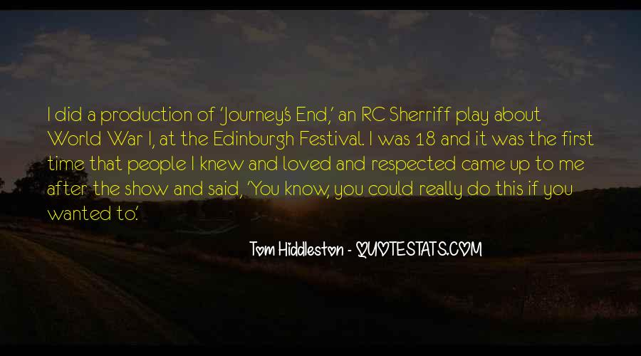 About The Journey Quotes #69045