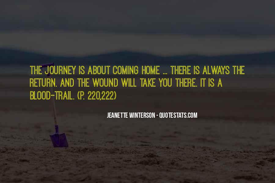 About The Journey Quotes #89013