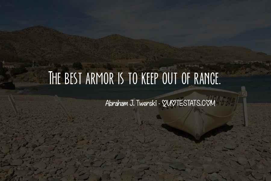 Abraham Twerski Quotes #928210