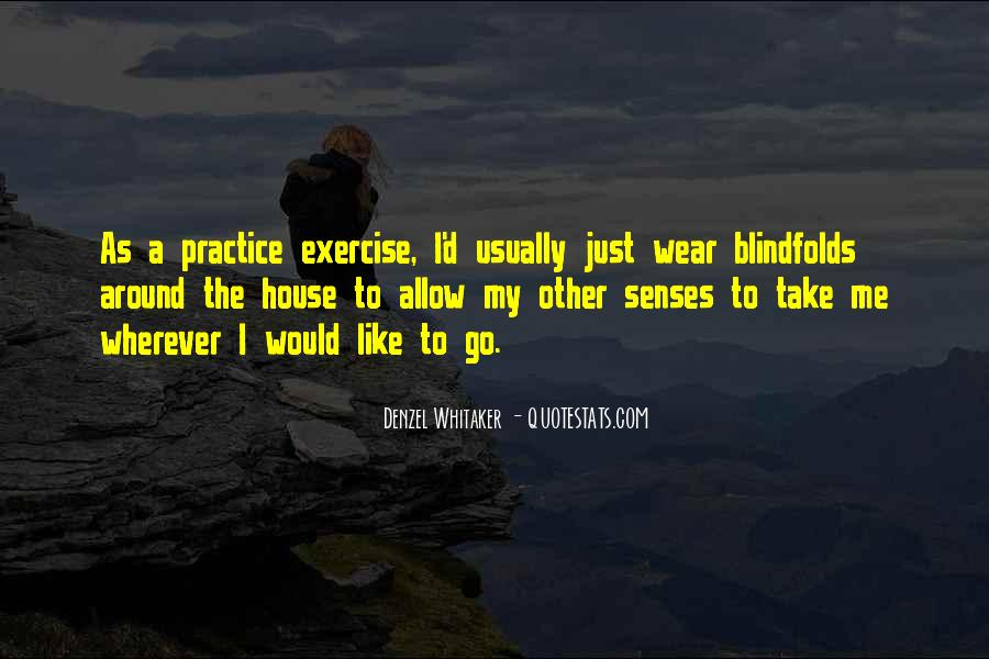 Abs Exercise Quotes #10322