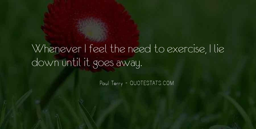Abs Exercise Quotes #22375