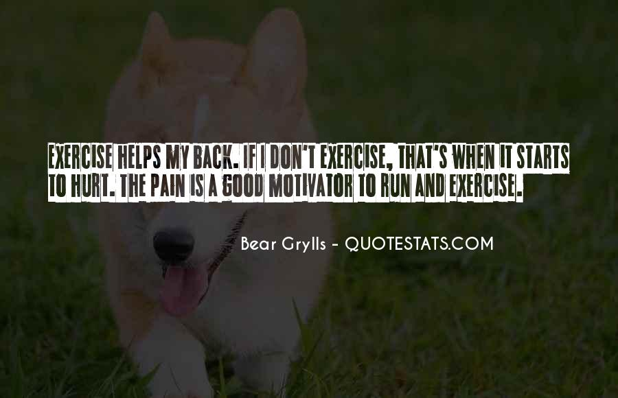Abs Exercise Quotes #35745