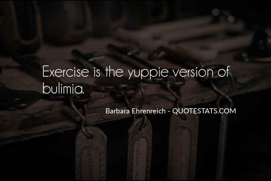 Abs Exercise Quotes #36561