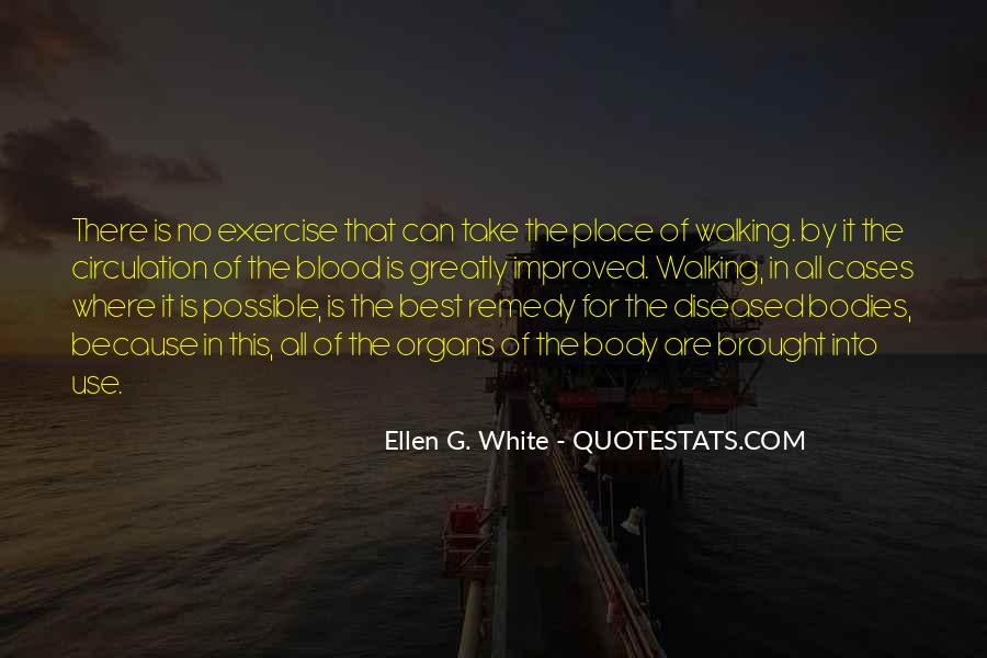 Abs Exercise Quotes #47546