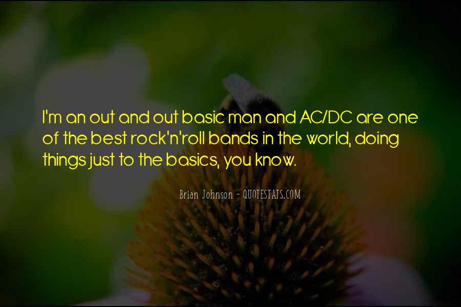 Ac Dc Rock Quotes #1555977