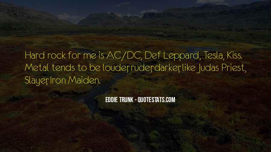 Ac Dc Rock Quotes #486777
