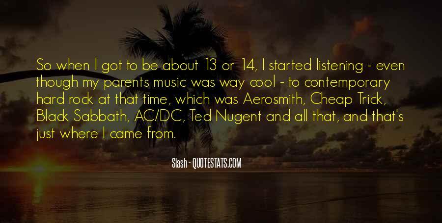 Ac Dc Rock Quotes #850741