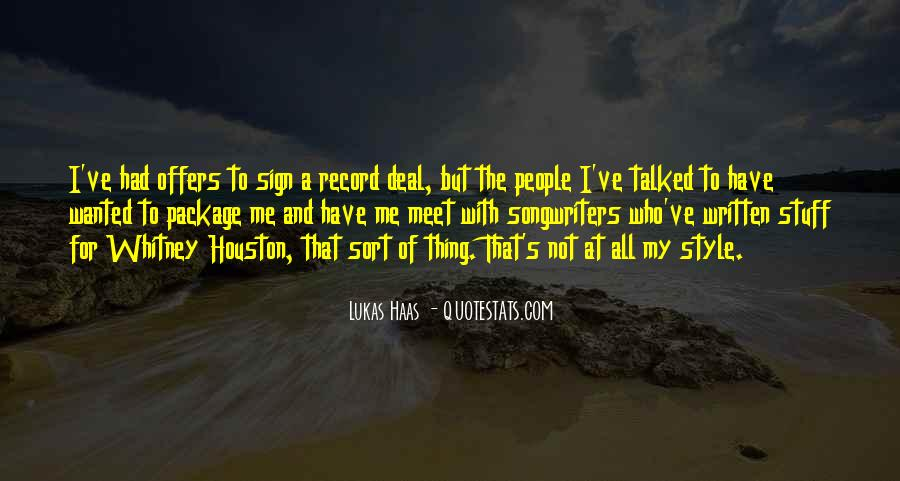 Aca Lukas Quotes #2733