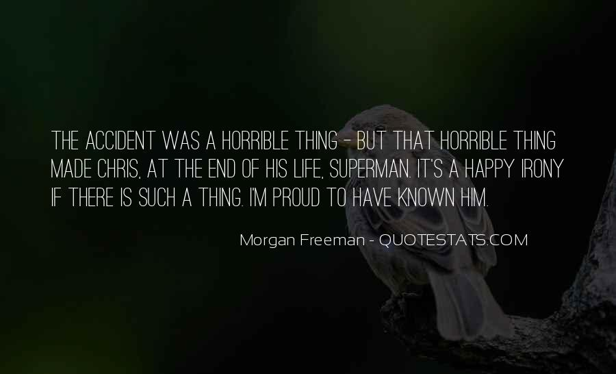 Accident Quotes #107529