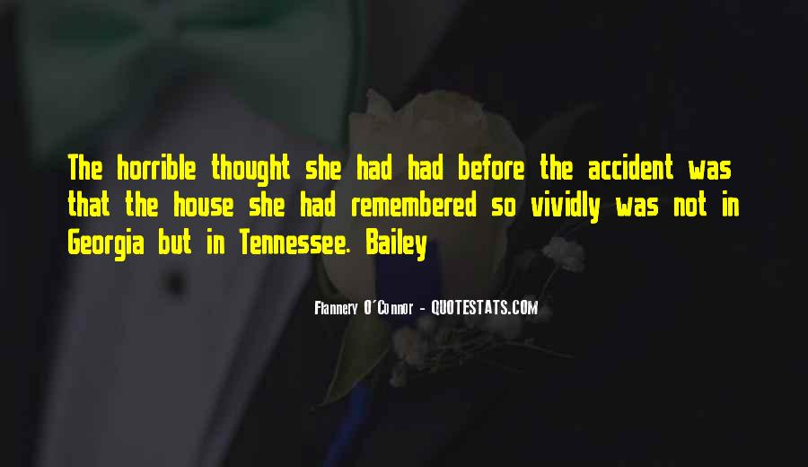 Accident Quotes #112204