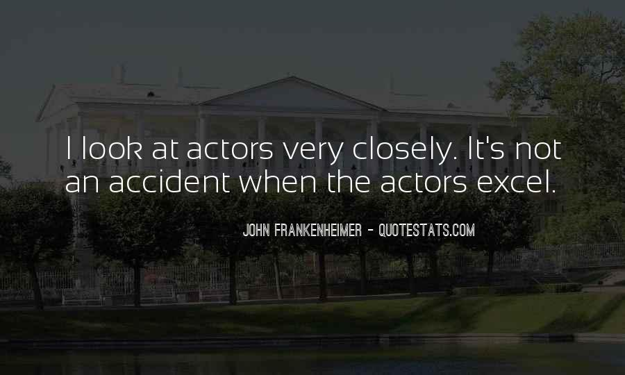 Accident Quotes #22619