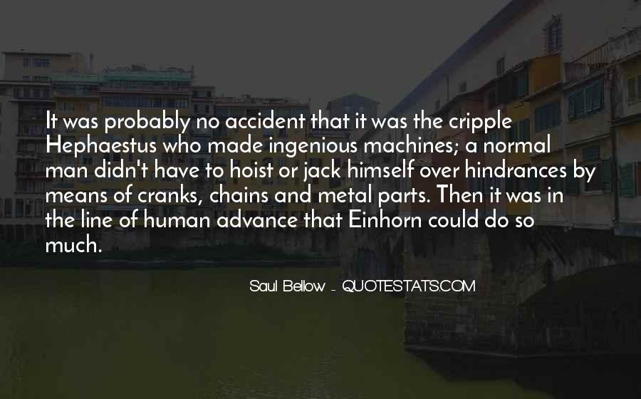 Accident Quotes #26553