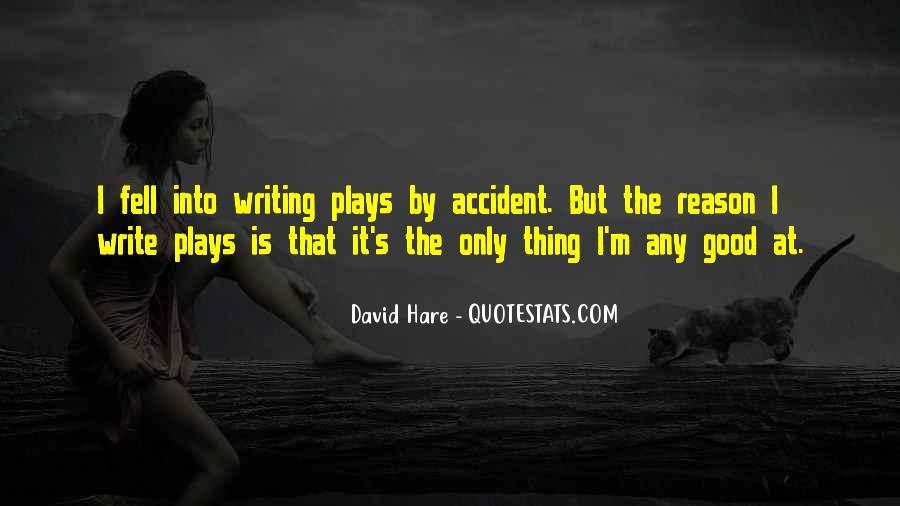Accident Quotes #29712