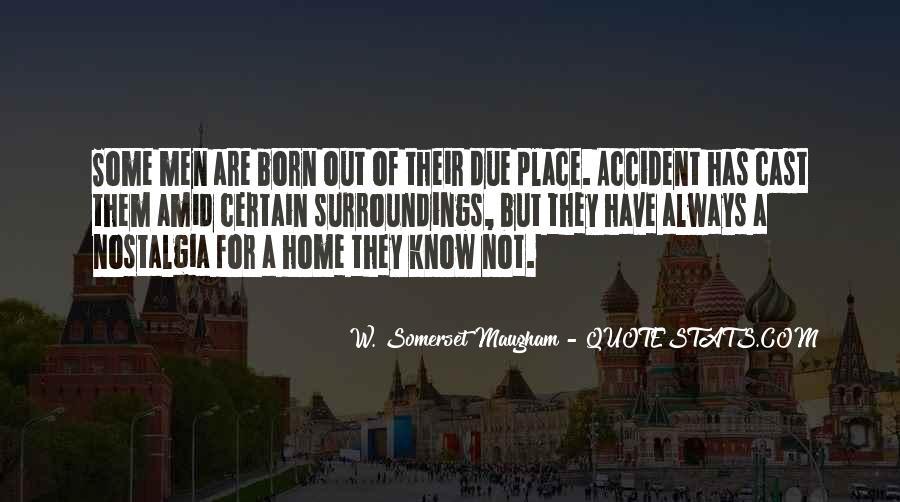 Accident Quotes #33377