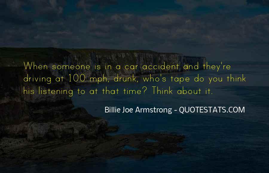 Accident Quotes #36972