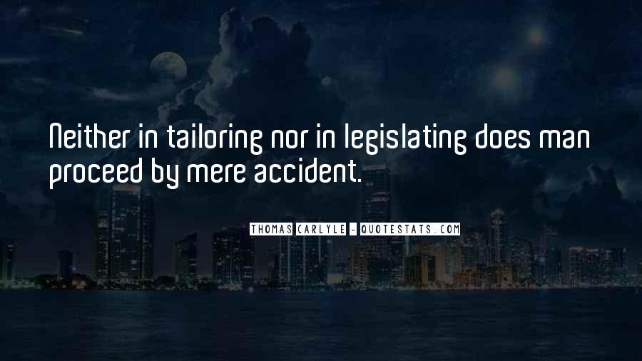 Accident Quotes #40371