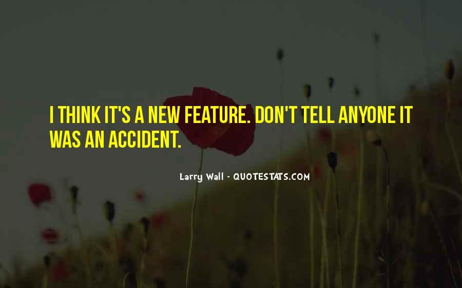 Accident Quotes #53098