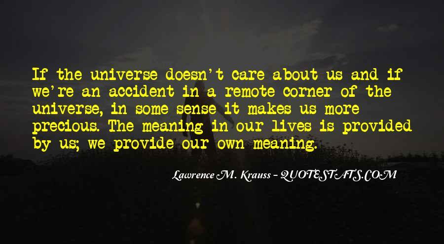 Accident Quotes #56566