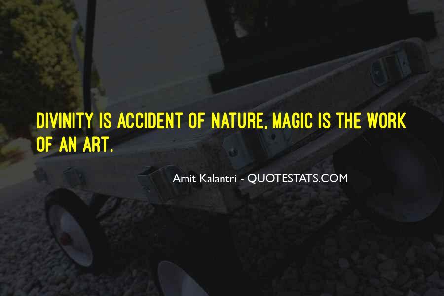 Accident Quotes #68346
