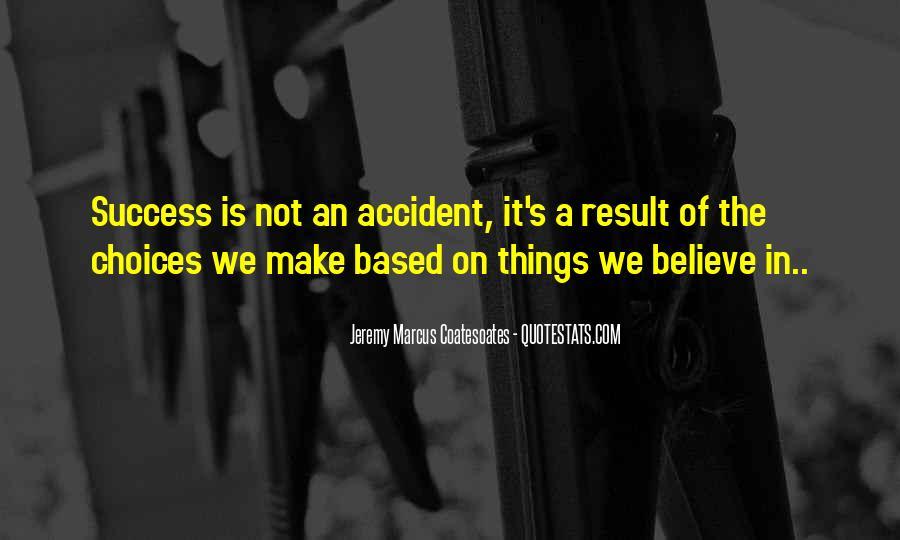 Accident Quotes #88696
