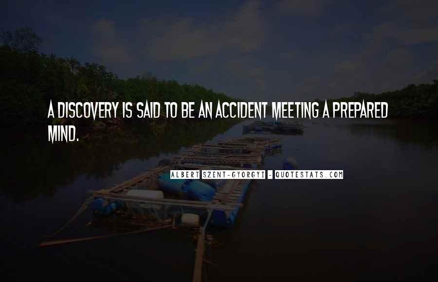 Accident Quotes #97107