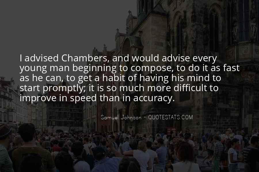 Accuracy Vs Speed Quotes #629676