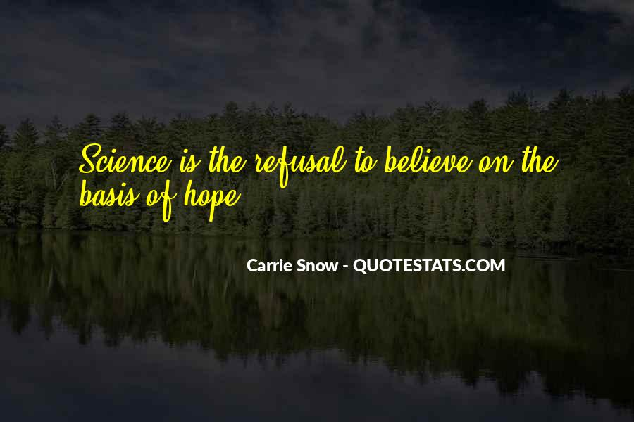 Achieving Is Believing Quotes #985187