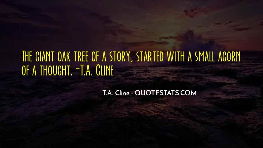 Acorn And Oak Tree Quotes #1181370
