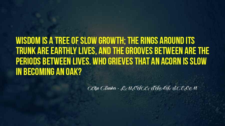Acorn And Oak Tree Quotes #1504540