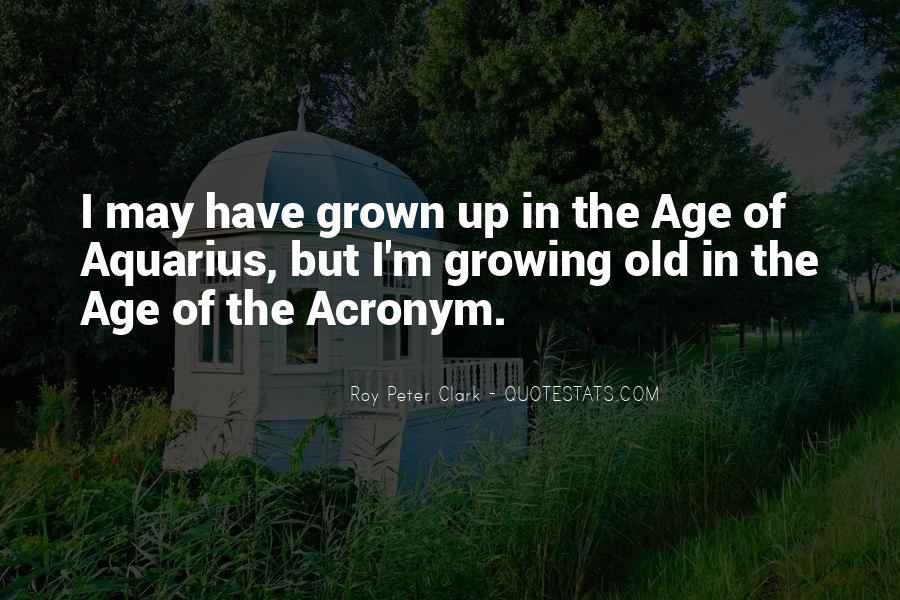 Acronym Quotes #1438421