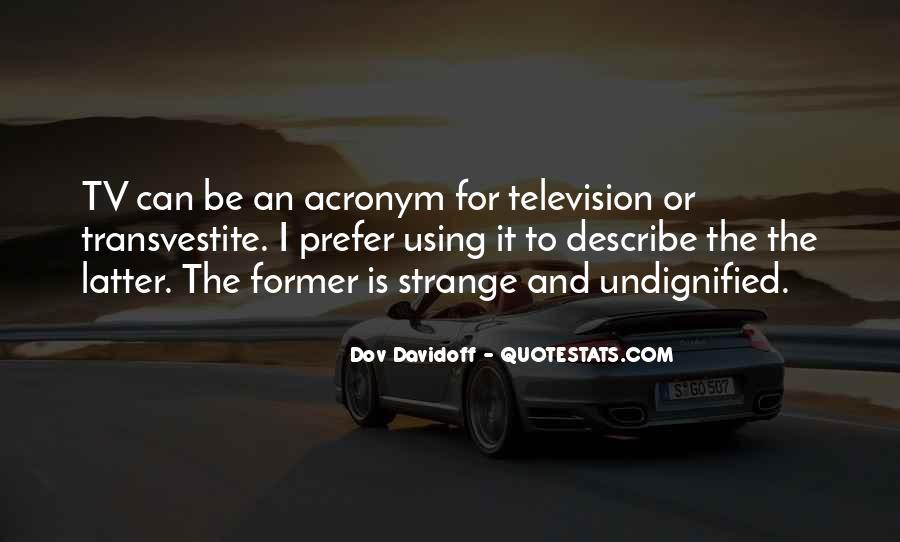 Acronym Quotes #1646157