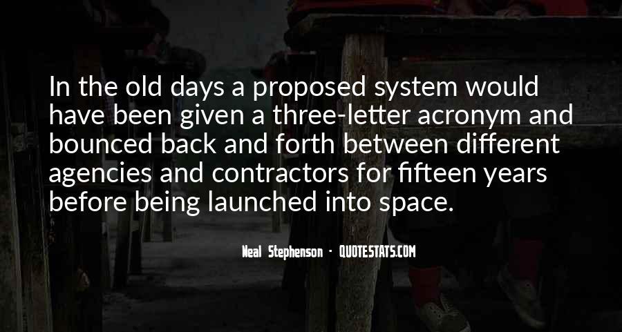 Acronym Quotes #342589
