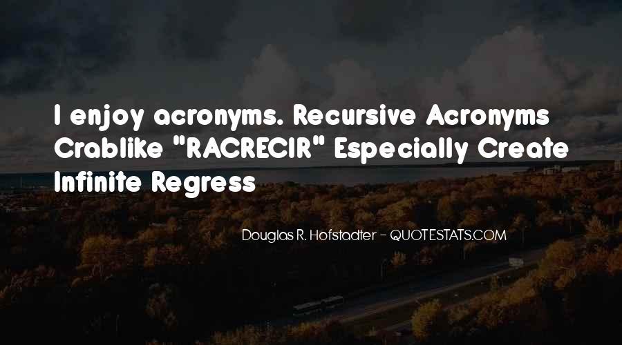 Acronym Quotes #548099