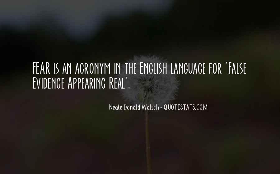 Acronym Quotes #705707