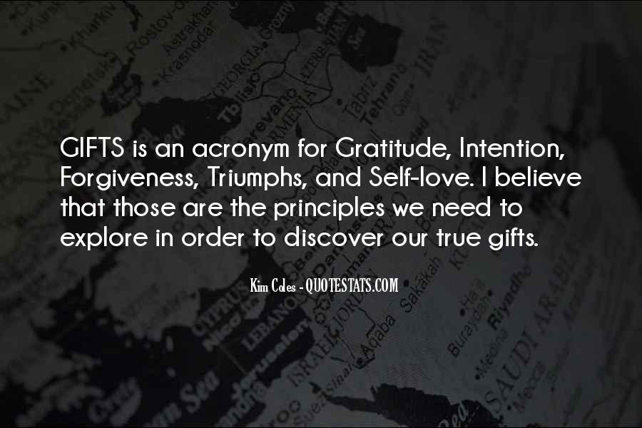 Acronym Quotes #806615