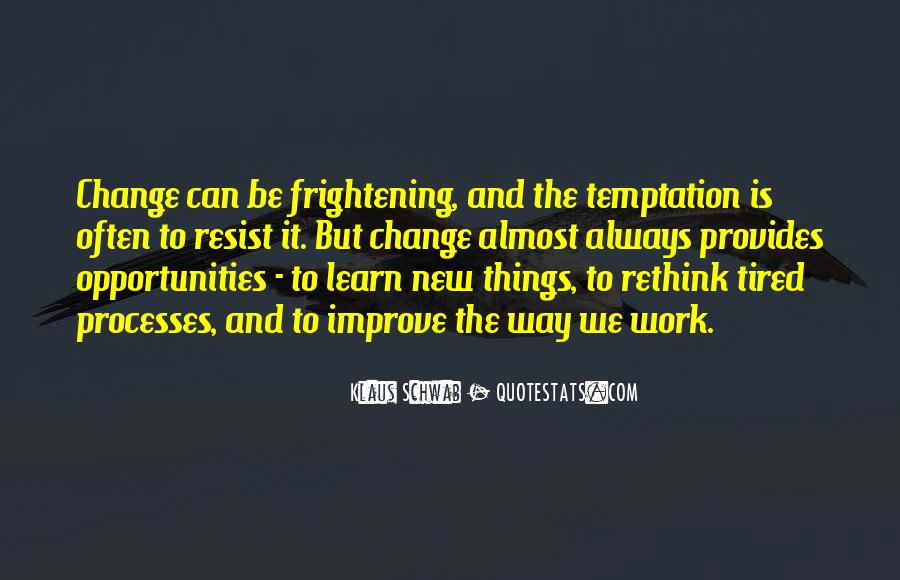 Quotes About New Work Opportunities #17314