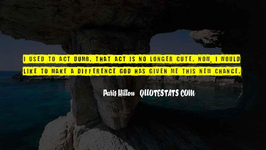 Act Now Quotes #107646