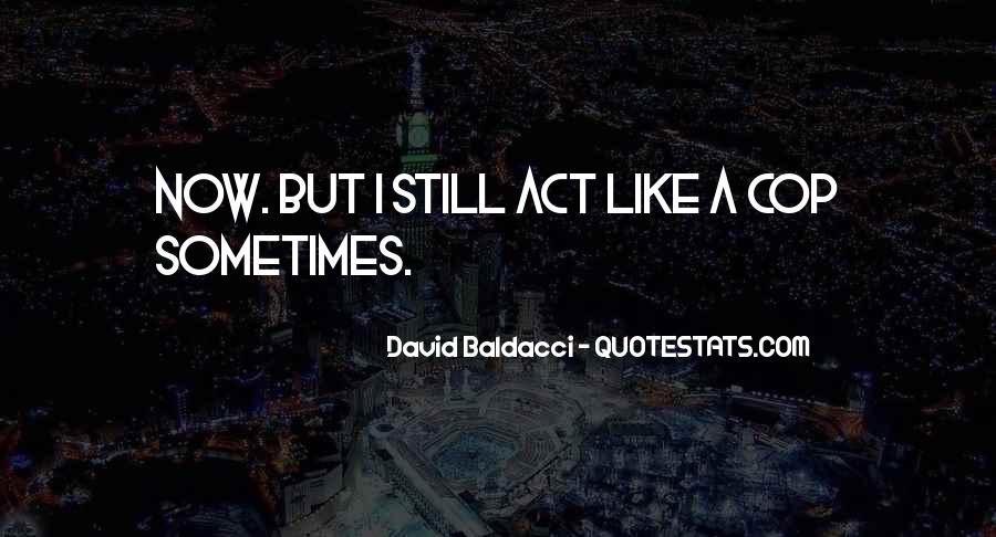Act Now Quotes #20589