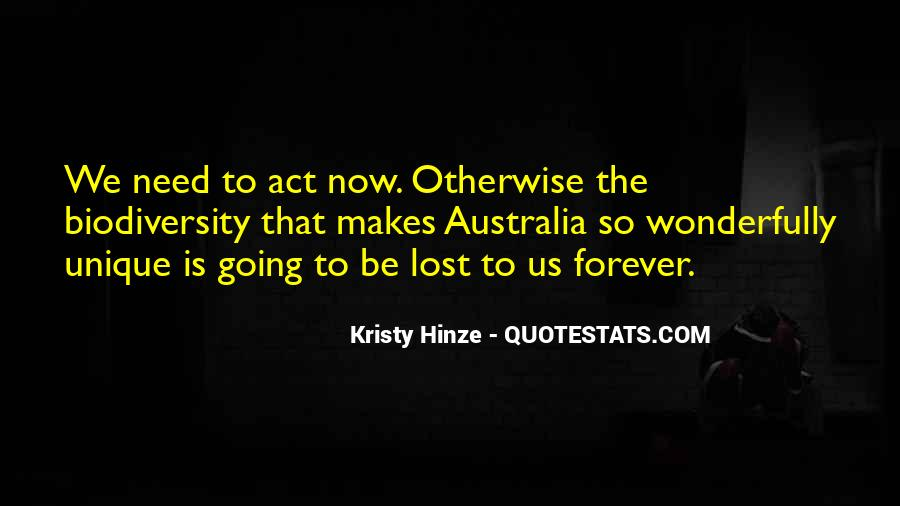 Act Now Quotes #28370