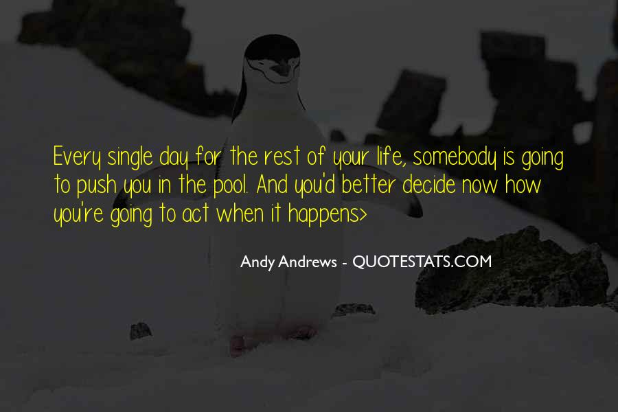 Act Now Quotes #327428