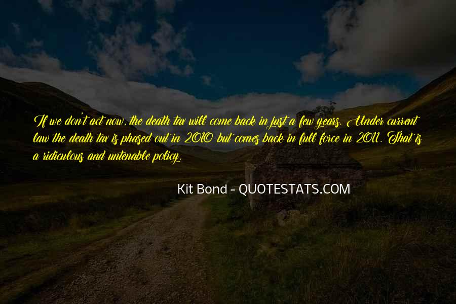 Act Now Quotes #446400