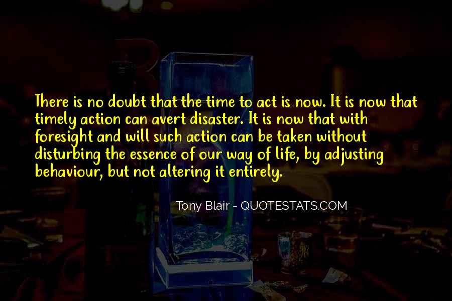 Act Now Quotes #505198