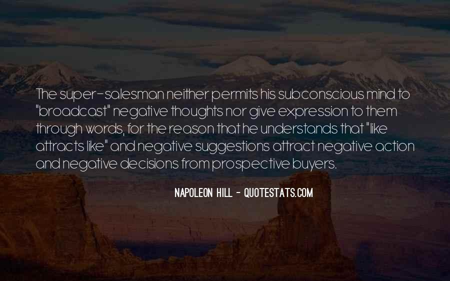 Action And Decision Quotes #1652651