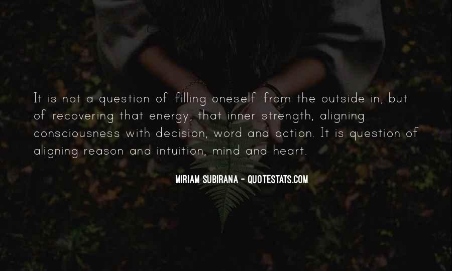 Action And Decision Quotes #1693287