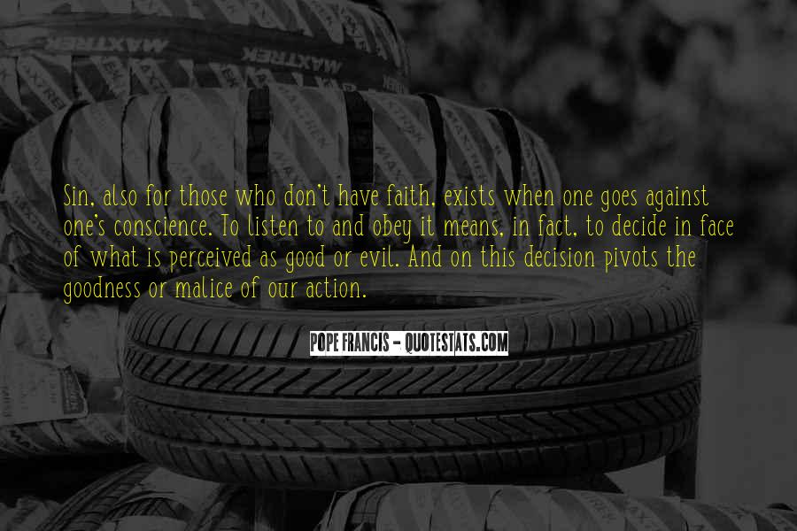Action And Decision Quotes #1735508