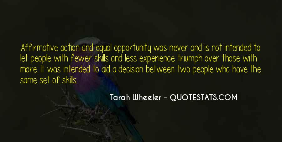 Action And Decision Quotes #1799920