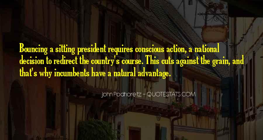 Action And Decision Quotes #20366