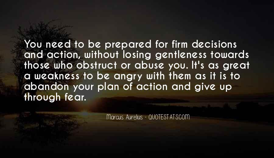 Action And Decision Quotes #222261